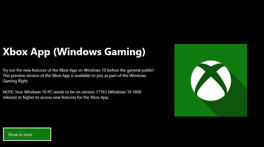 Windows 10 gamers can now get early access to new Xbox beta app features OnMSFT.com April 15, 2020