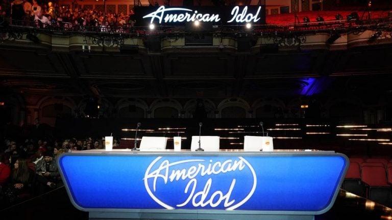 American Idol Microsoft Teams backgrounds