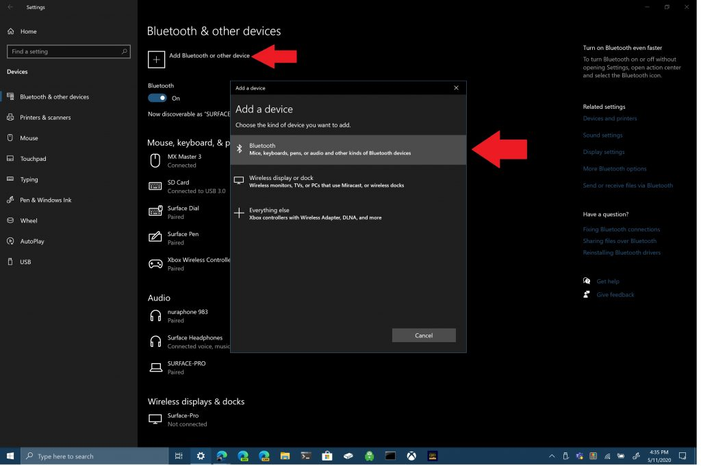 How to fix bluetooth problems on windows 10 - onmsft. Com - may 12, 2020