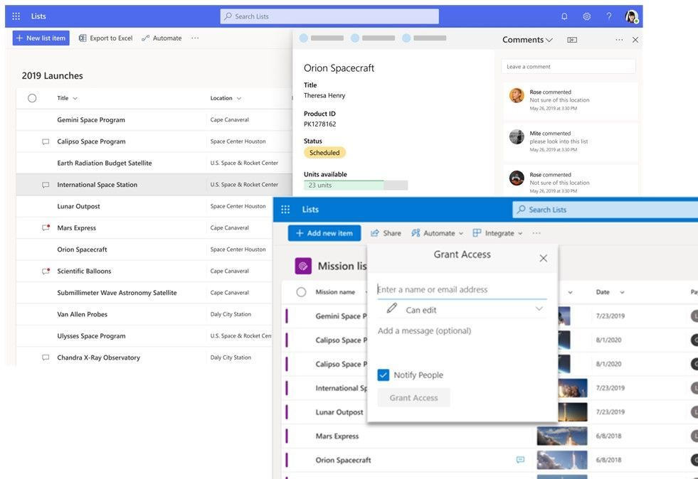 Microsoft Lists, the newest app for Microsoft 365, explained OnMSFT.com May 20, 2020