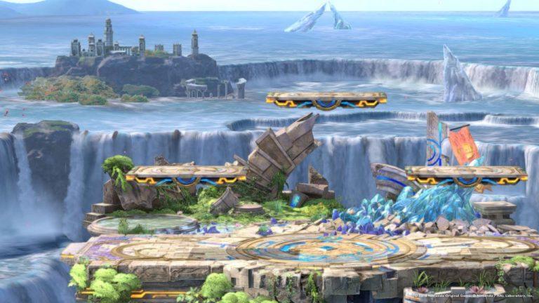 Super Smash Bros Microsoft Teams backgrounds