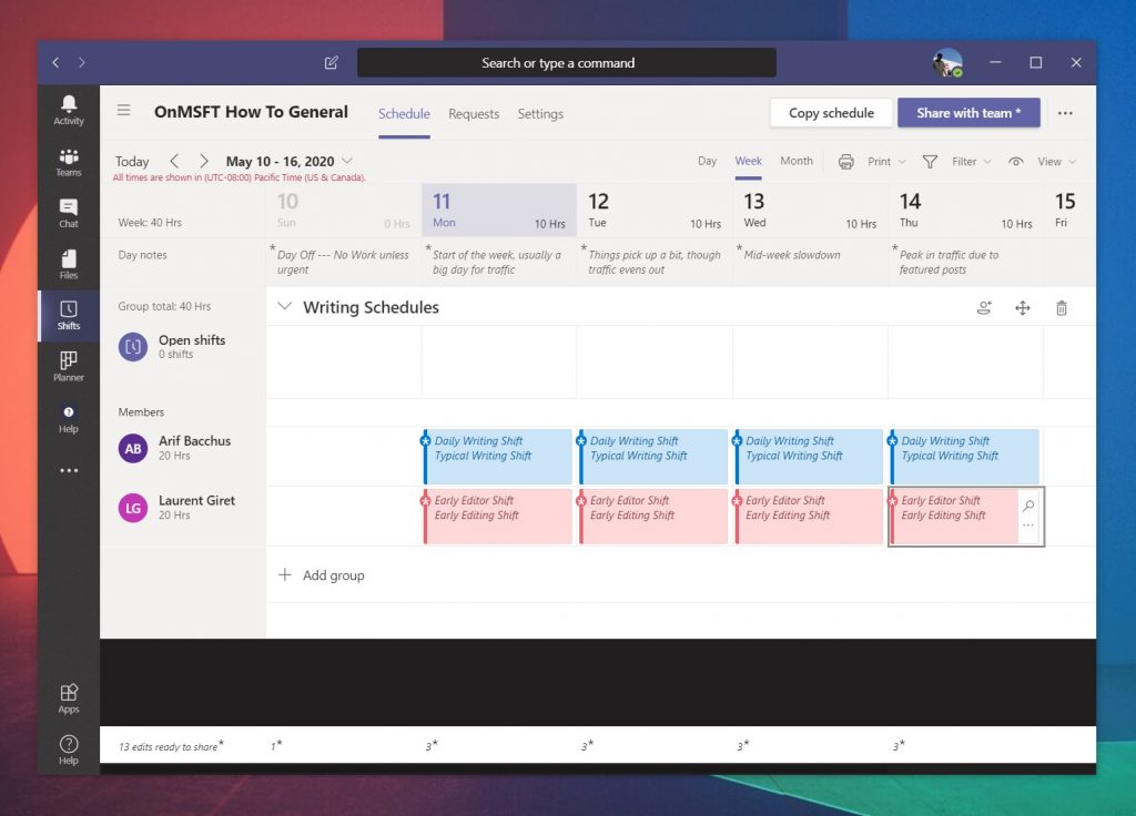 Top three ways to get the most out of microsoft teams for your small business - onmsft. Com - june 1, 2020