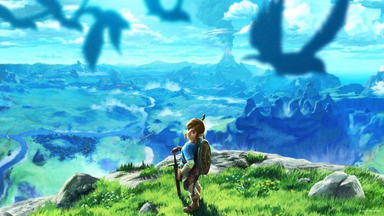 The Legends of Zelda Super Microsoft Teams backgrounds