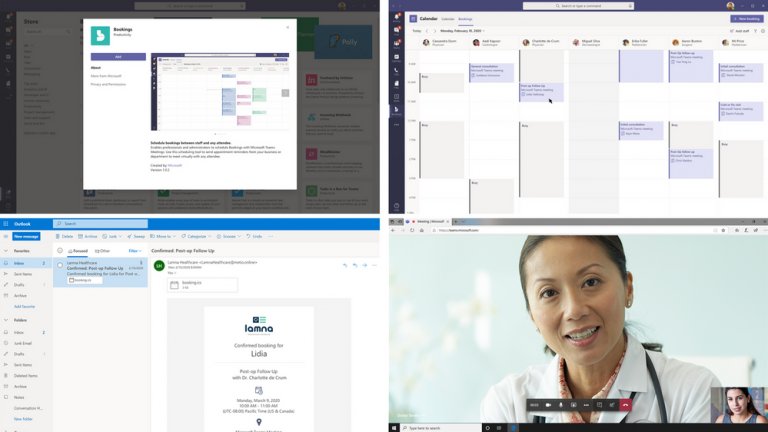 Build 2020: Bookings comes to Microsoft Teams OnMSFT.com May 19, 2020