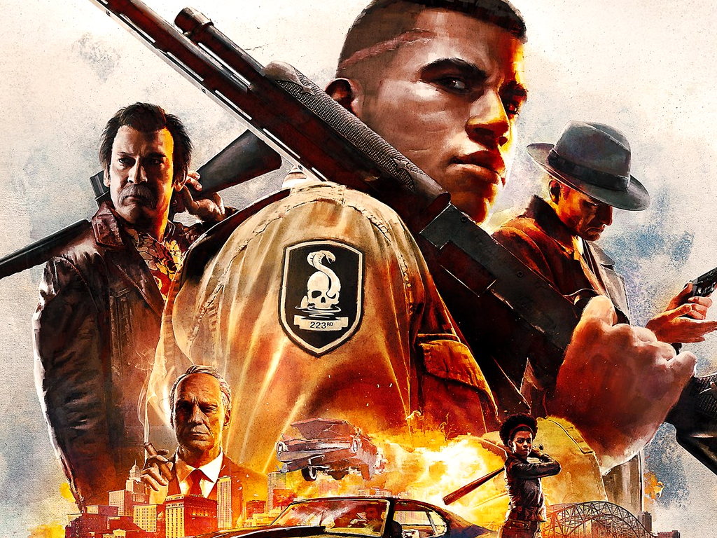 Mafia III: Definitive Edition video game on Xbox One
