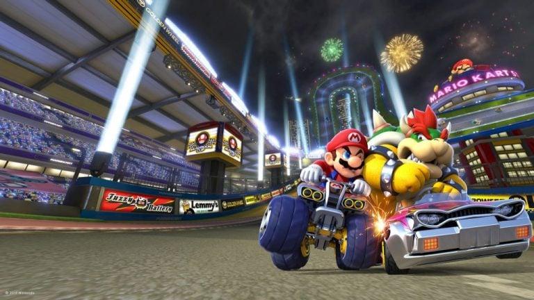 Mario kart microsoft teams backgrounds