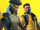 Next gen Fortnite video game on Xbox Series X