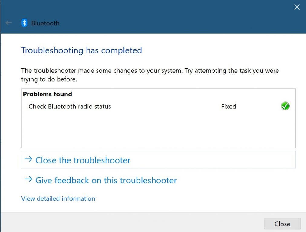 How To Fix Bluetooth Problems On Windows 10 Onmsft Com