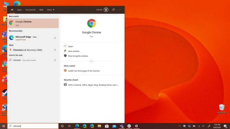 Windows 10 news recap: May 2020 Update arrives on more devices, searching Chrome in Windows 10 suggests Microsoft Edge, and more OnMSFT.com June 13, 2020
