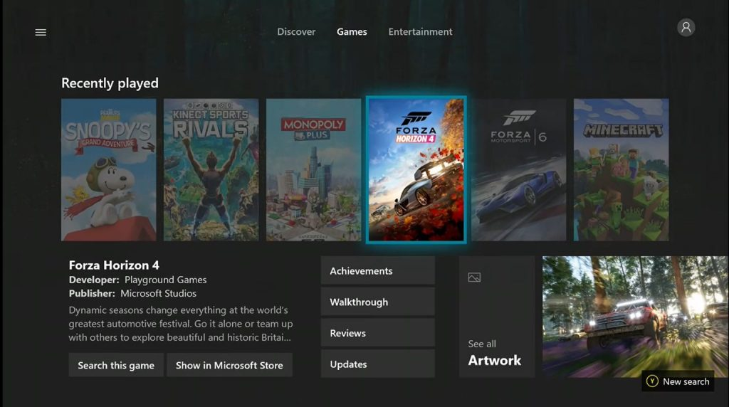 Microsoft Bing app for Xbox One launches in preview in the US OnMSFT.com June 16, 2020