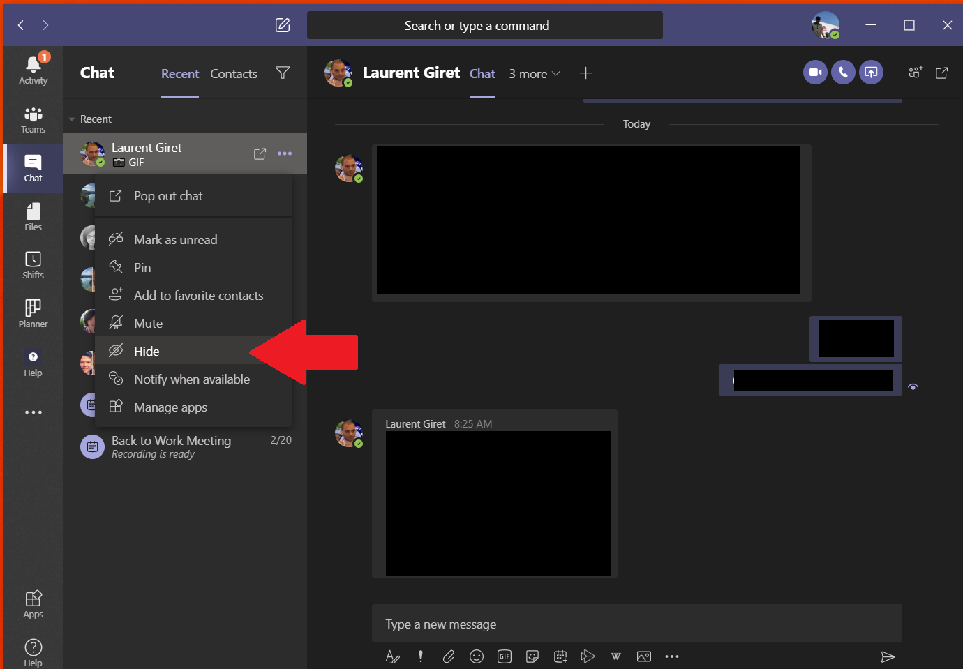Getting more out of Microsoft Teams: Everything you need to know about chat OnMSFT.com October 22, 2020
