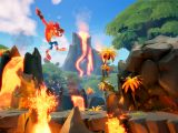 Crash Bandicoot 4: It's About Time video game on Xbox One and Xbox Series X