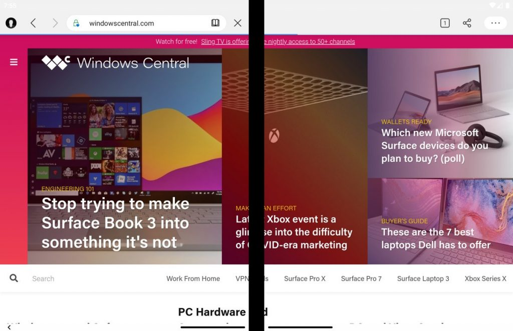New report shows how Microsoft's stock Android apps will look like on Surface Duo OnMSFT.com June 2, 2020