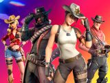 Fortnite Party Royale on Xbox One, Xbox Series X, and Windows 10.