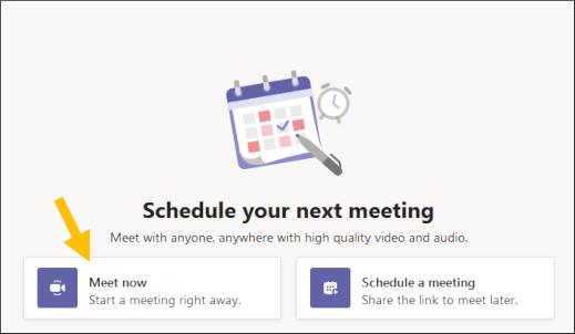 Microsoft teams free users can now create video meetings - onmsft. Com - june 4, 2020