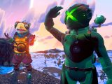 No Man's Sky video game on Xbox One and Windows 10.