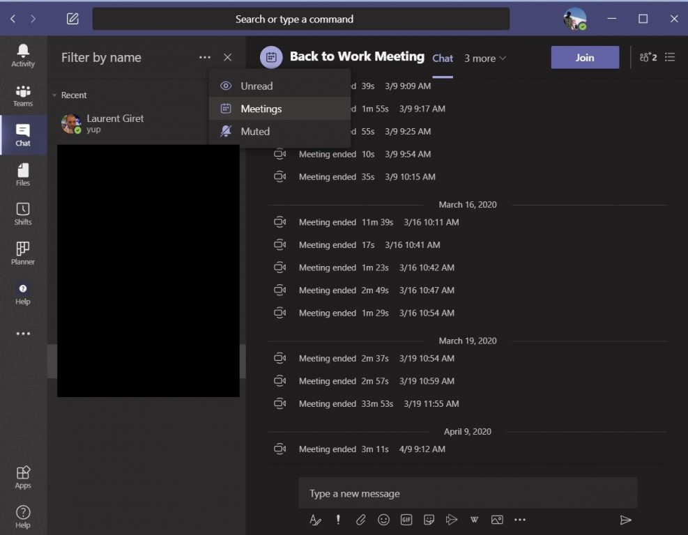 How to use filters in Microsoft Teams to find the messages and items you need most OnMSFT.com June 17, 2020