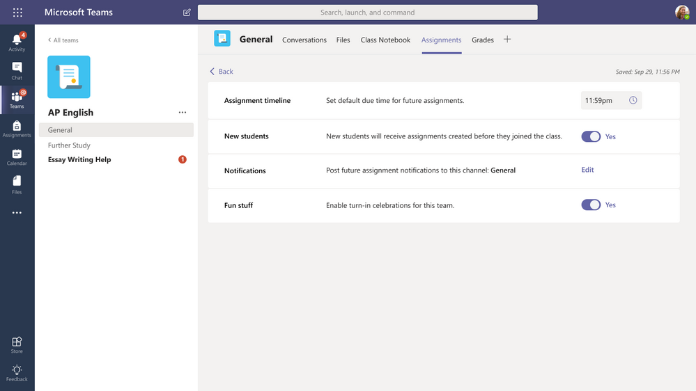 Here are all the newly announced microsoft teams education features for july 2020 - onmsft. Com - july 31, 2020