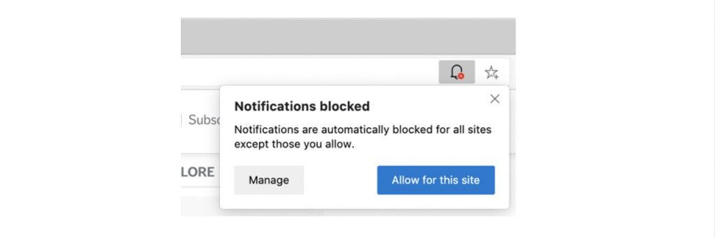 Tired of annoying web notifications? Edge version 84 has a new quiet notifications feature to help you avoid distractions OnMSFT.com July 24, 2020