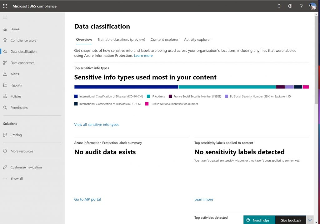 How to check your compliance score in microsoft 365 to ensure you keep your small business data safe - onmsft. Com - july 9, 2020