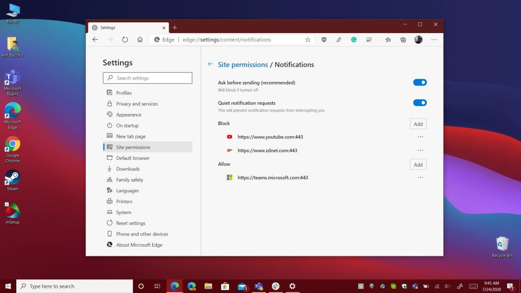 Microsoft makes changes to Windows 10