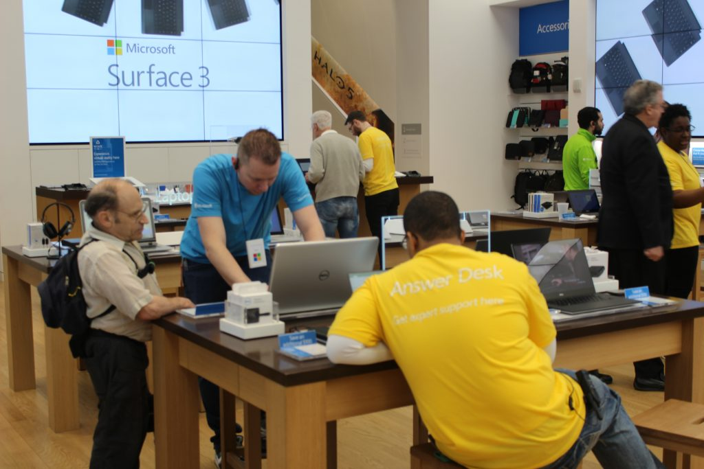 Op-Ed: Now that Microsoft Stores are shut down, will it be harder to service Surface devices? OnMSFT.com July 7, 2020