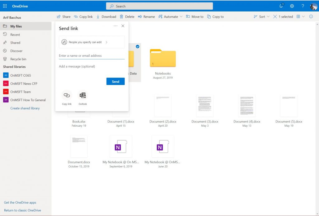 Quick Start guide to OneDrive in Microsoft 365 OnMSFT.com July 27, 2020