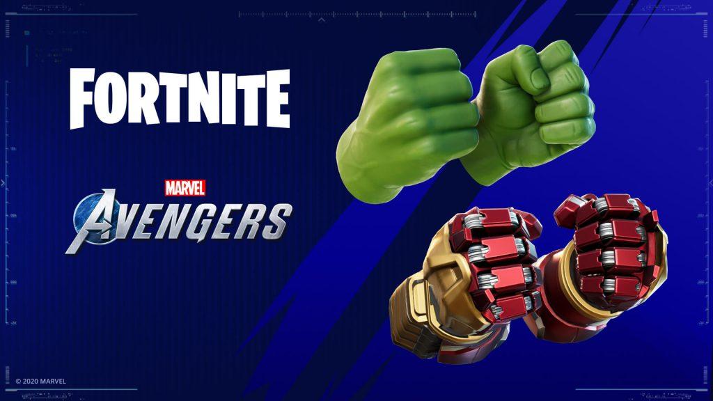 Avengers fortnite items.