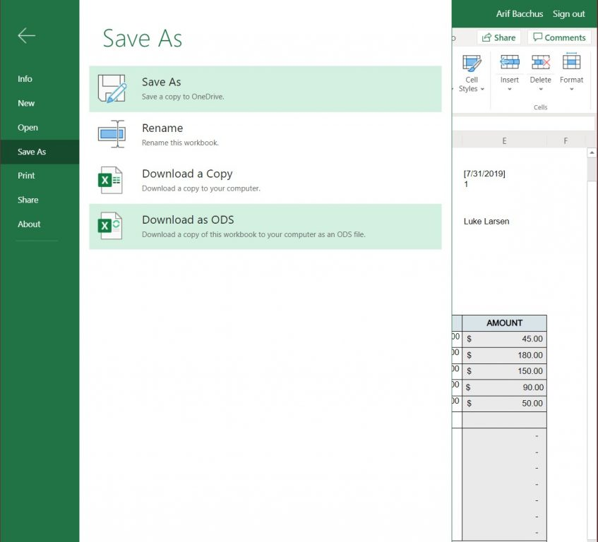 How to open excel, word, powerpoint files from onedrive in desktop apps - onmsft. Com - july 15, 2020