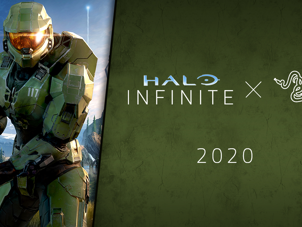 Halo Infinite and Razer