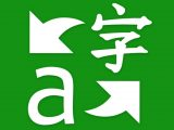 Microsoft translator app icon.