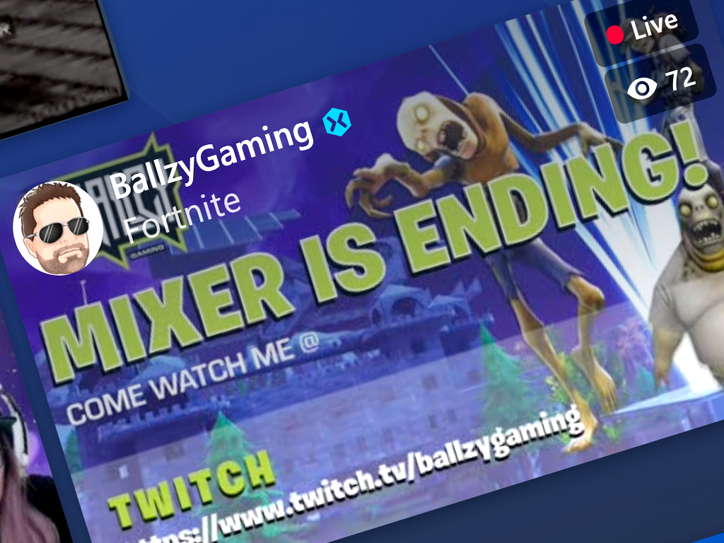 Final day on Mixer