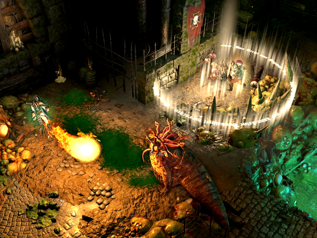Warhammer: Chaosbane video game on Xbox One and Xbox Series X consoles.
