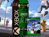 Slater XL Xbox skateboard.