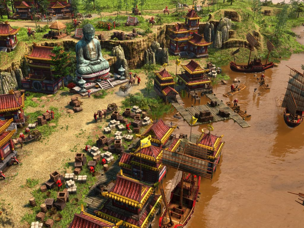 Age of Empires III: Definitive Edition is out in October
