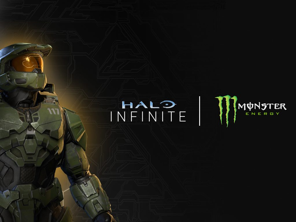 Halo Infinite Monster Energy