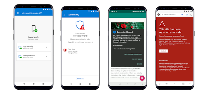 Microsoft Defender ATP for Android Preview