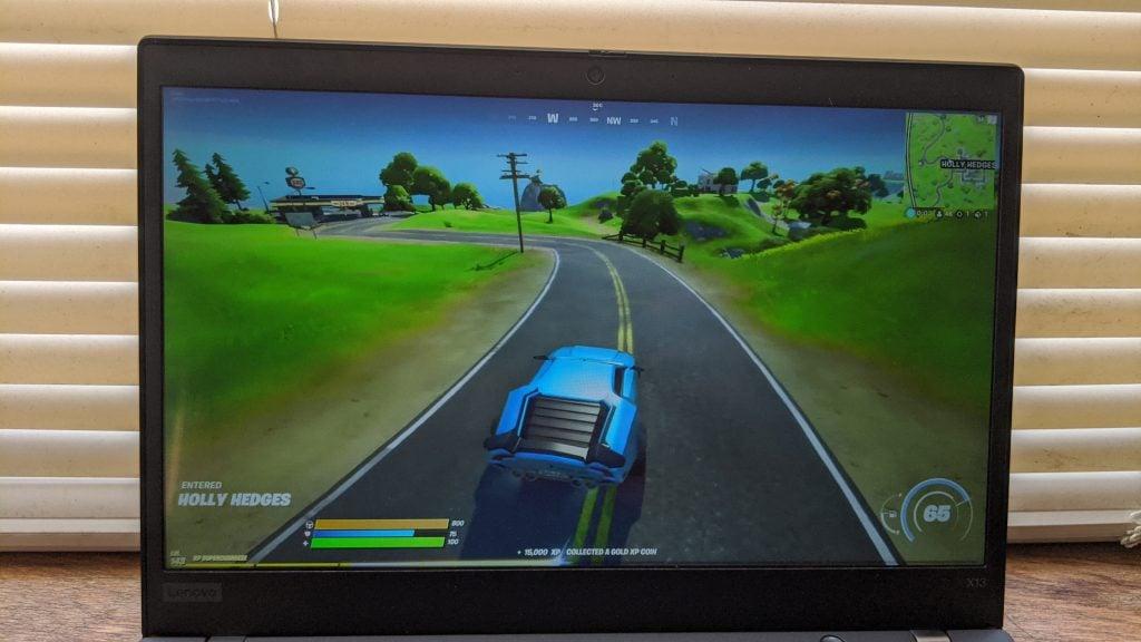 Thinkpad X13 Gaming