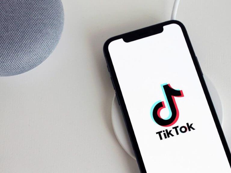 Tiktok On Phone 1