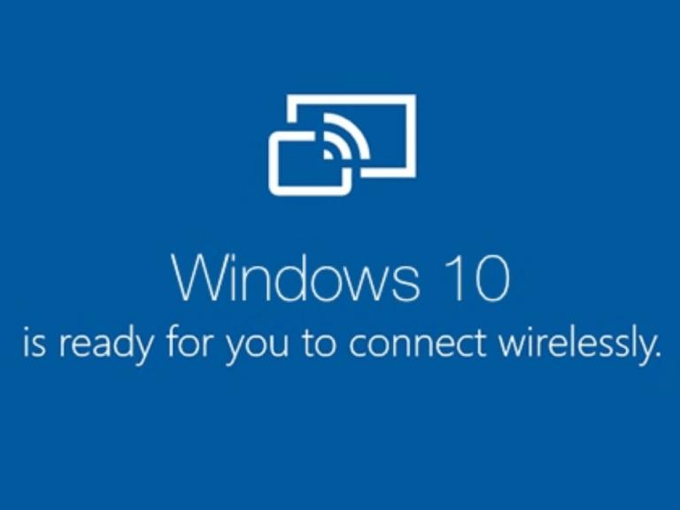 Windows 10 connect app