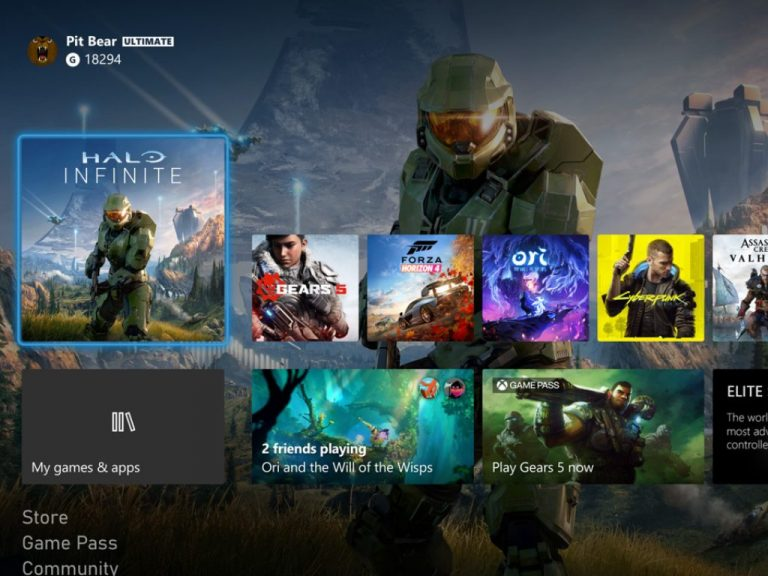 Xbox One August 2020 Update