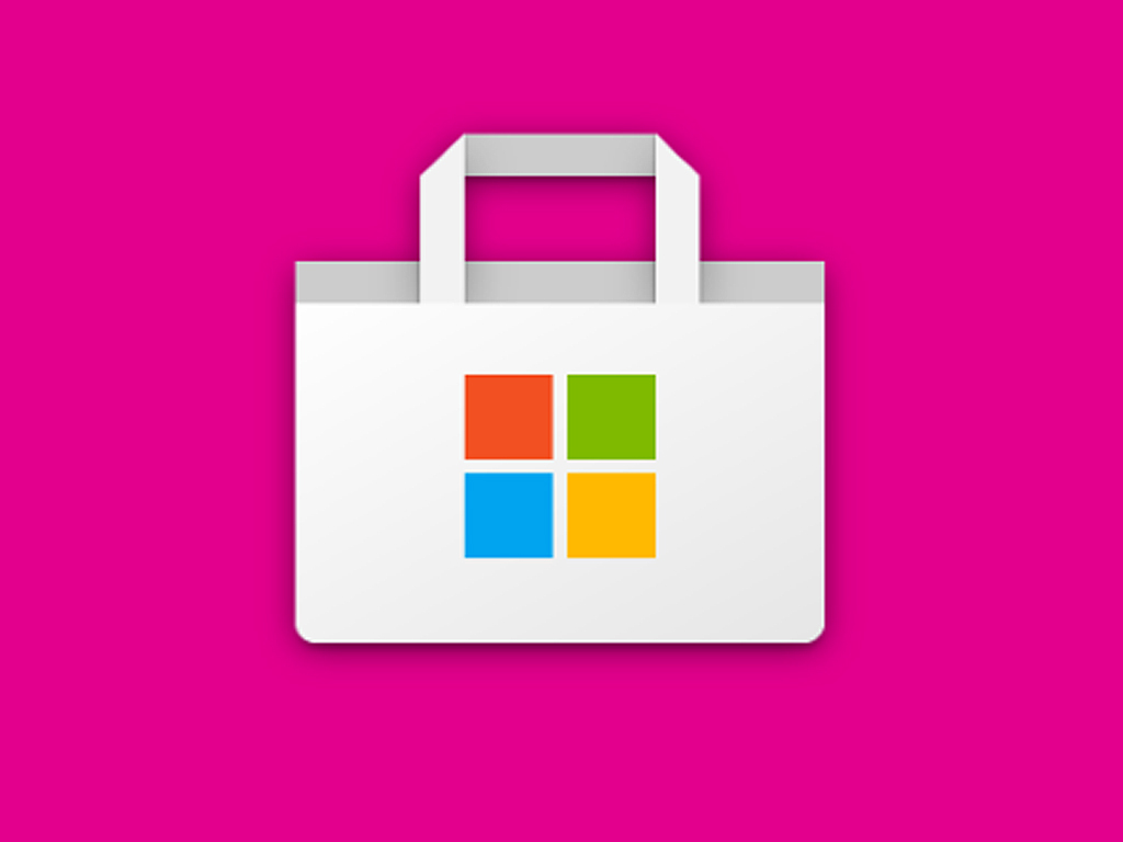 Microsoft Store app icon.
