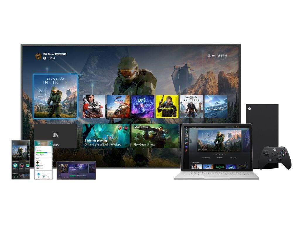 New Xbox Experience