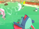 Temtem video game on Xbox Series X