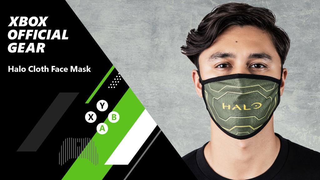 Meta Thread Halo Mask.