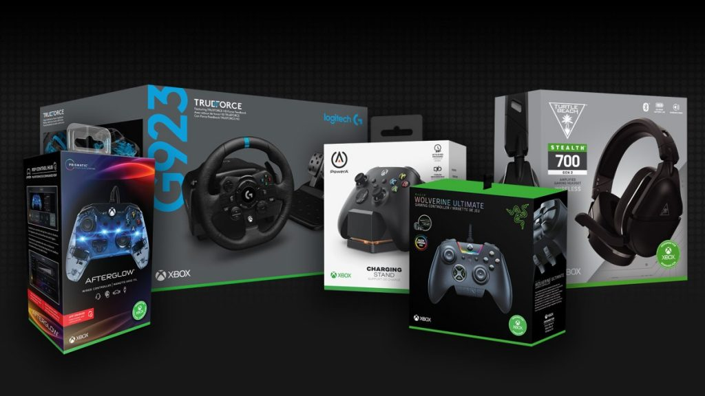 Designed For Xbox Accessories
