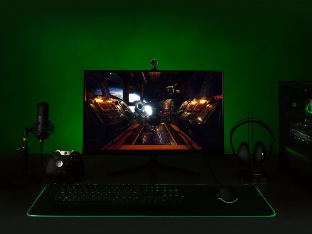 Gaming Pc With Xbox Controller