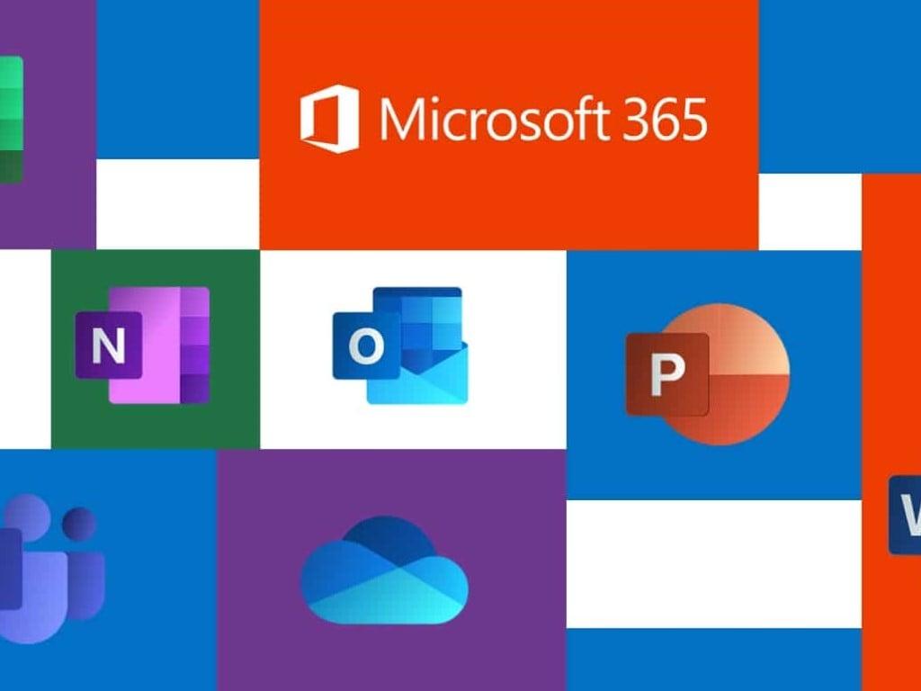 Microsoft 365 Banner