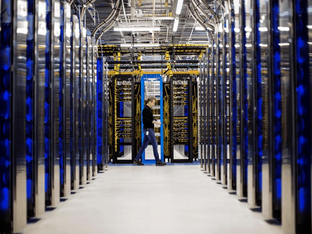 Microsoft Azure Data Center