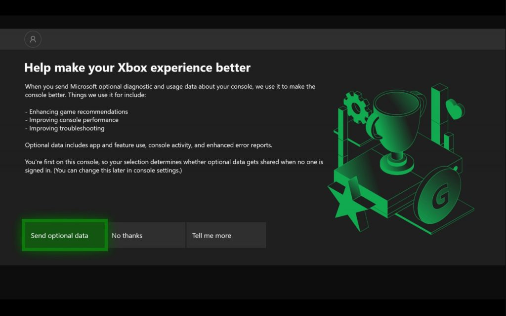 Xbox One new privacy settings
